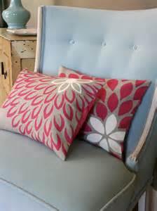 easy to sew pillows hgtv