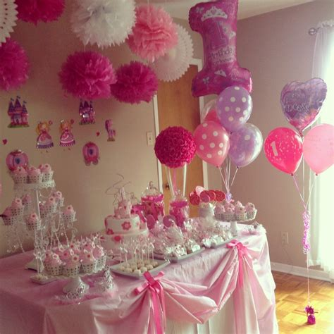 1st birthday party decoration ideas at home birthday decorations at home total stylish