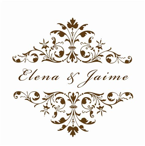 5 Free Wedding Logo Template Rezyo Templatesz234 Wedding Logo Design Template