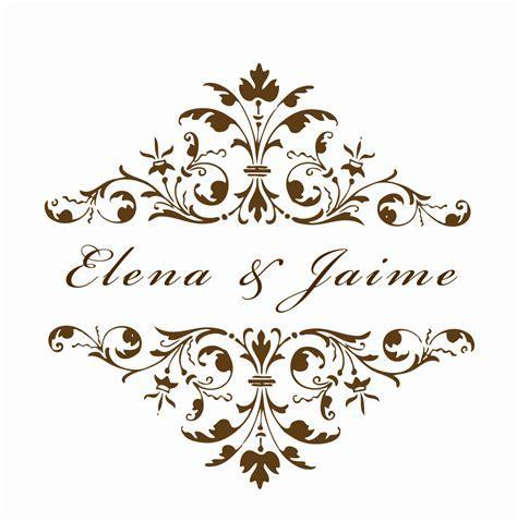 5 Free Wedding Logo Template Rezyo   Templatesz234