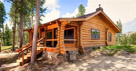 Custer State Park Cing Cabins by Senator S Cabin 187 Specialty Cabins 187 Lodges Cabins