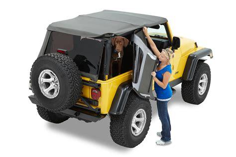 best nx bestop 174 trektop nx with 2 soft doors for 97 06 jeep