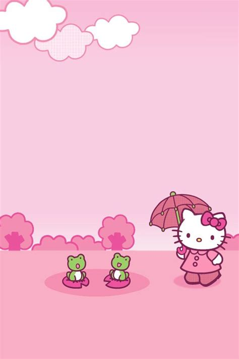 wallpaper hello kitty pink for iphone hello kitty wallpaper hello kitty pink iphone wallpapers