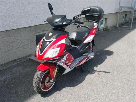 Roller 50ccm Gebraucht Kaufen München roter roller neu und gebraucht kaufen bei dhd24