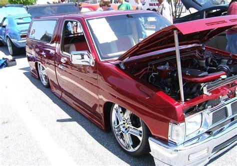 slammed nissan truck slammed 1991 nissan sport truck tuner aucton results