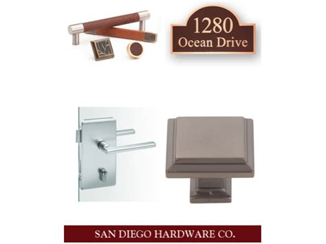 San Diego Hardware by San Diego Hardware Adds The Largest Displays Of Emtek And