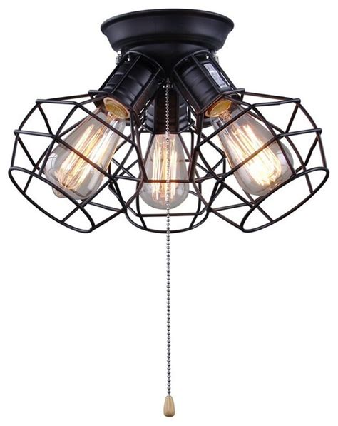 Ceiling Light With Chain 3 Semi Flush Regard To Lights Pull String Ceiling Light