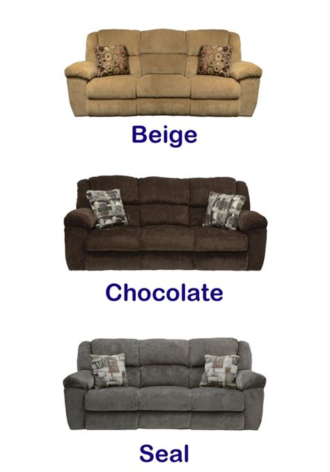 catnapper transformer reclining sofa transformer reclining sofa in beige fabric by