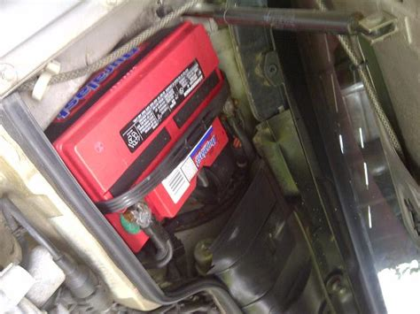 Porsche 924 Battery by Battery Box Pelican Parts Forums