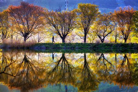 imagenes de paisajes coreanos incre 237 bles paisajes reflejados de corea del sur por jaewoon u