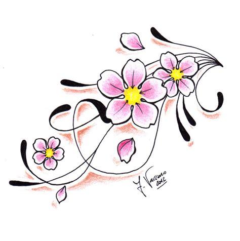 disegni di fiori giapponesi tatuaggi con i fiori fotogallery donnaclick
