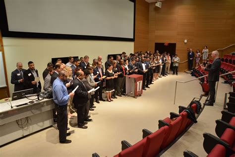 Mba Umass Amherst by 2017 Mba Oath Graduate Programs Reception Isenberg