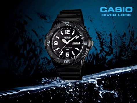 Jam Tangan Pria Casio Mrw 200h 2b3 Original Eksklusif jual jam tangan casio mrw 200h 1b2vdf original pranwatchshop