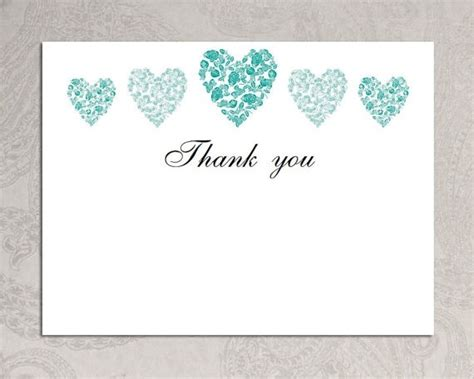 Thank You Card Template by Thank You Card Template Icebergcoworking