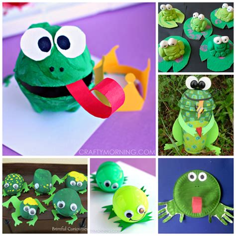 frog crafts for frog crafts for to create crafty morning