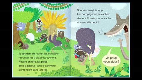 les petits cousins les o 249 sont les trois petits cochons histoire pour enfants dok 233 o tv youtube