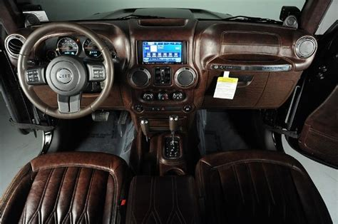 luxury jeep wrangler unlimited interior 2014 jeep wrangler unlimited nighthawk interior view