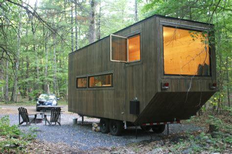 cabin getaways inhabitat spends the in a harvard designed getaway