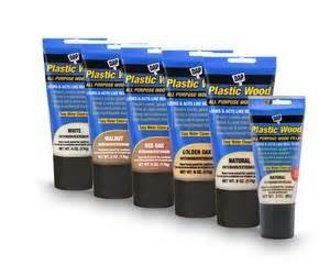 Plastic wood latex wood filler squeeze tube dap