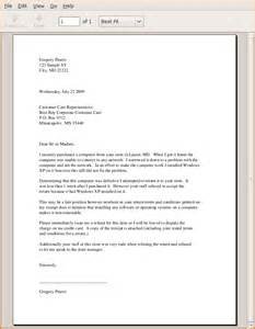 Business Letters Reports examples of formal business letters sample formal business letter png