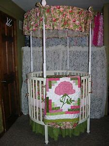 Cabin Crib Bedding by 42 Quot Crib Bedding Canopy Log Cabin Set Made W Pink