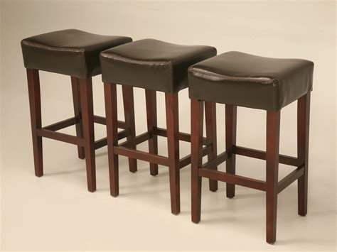 Bar Stools Springfield Il by Contemporary Leather Bar Stools For Sale Plank