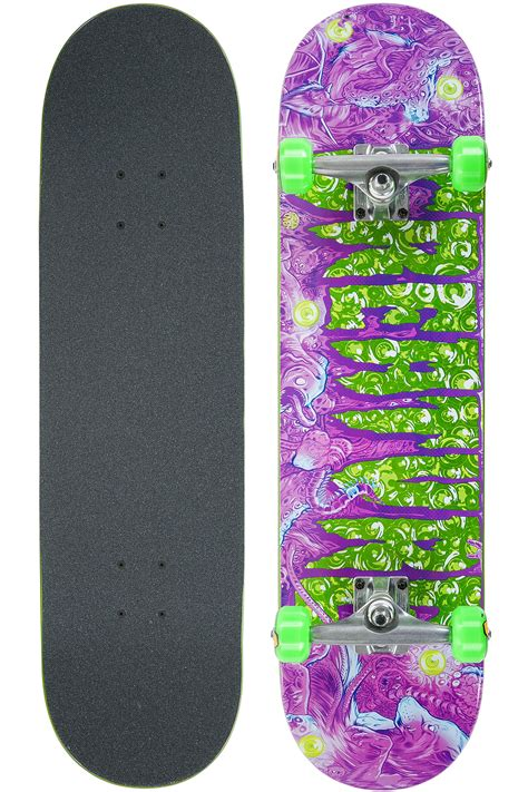 Purple Detox Shoo by Creature Detox 8 Quot Complete Board Purple Buy At Skatedeluxe