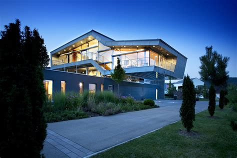 High Tech Houses | an engineer s incredible high tech dream home