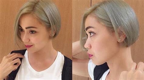 new haircut if jodi sta jodi sta maria just went full on blonde and looks amazing