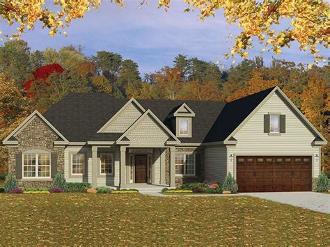 eplans ranch eplans ranch house plan elegant styling 2109 square