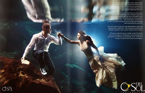 trash the dress archives del sol photography underwater cenote trash the dress photos del sol