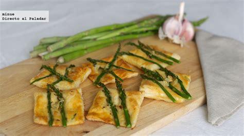 imagenes de esparragos verdes receta de tartaletas picantes con esp 225 rragos verdes