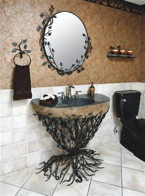 forest bathroom decor best 20 nature bathroom ideas on pinterest nature home