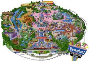 maps disneyland california disney family 411