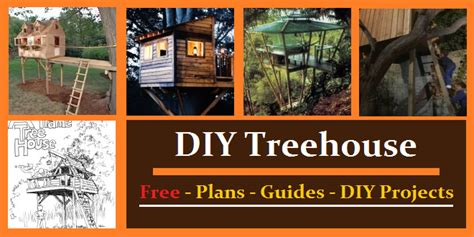tree house plans free treehouse plans ideas guides construct101