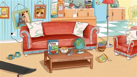 livingroom cartoon cartoon living room background pictures inspirational