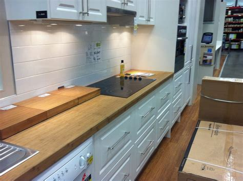 bamboo bench tops love the bamboo bench tops kitchen ideas pinterest