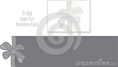 tri fold cards template with opening tri fold laser cut envelope template invitation card stock
