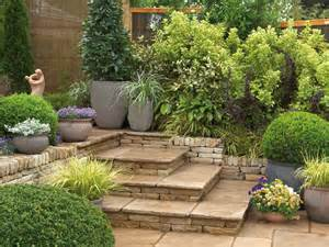 Small Paved Garden Ideas Small Garden Design Tips Hgtv