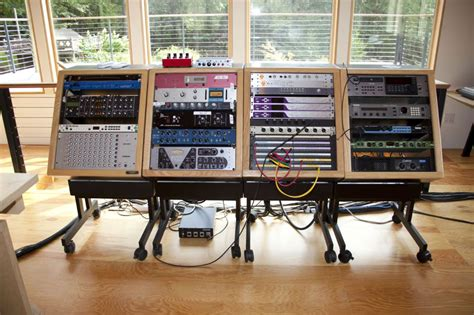 recording studio rack the gallery for gt recording studio equipment racks