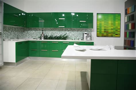 Kitchen Design Green Green Kitchen Design Ideas