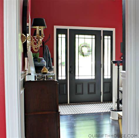 Interior Doors Painted Black Quot I See A White Door And I Want It Painted Black Quot Painting Our Interior Doors Black
