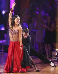 val chmerkovskiy i was in love with danica mckellar candace cameron bure and danica mckellar show their