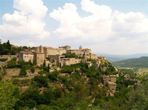 province france panoramio photo of gordes provence france