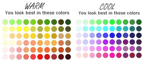 colors for cool skin tones redefining the of how to determine your skin