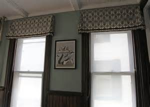 Dining Room Valance the dining room windows the valances stately kitsch