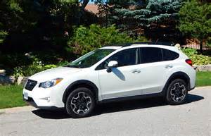 Subaru Xv Crosstrek Reviews Suv Review 2014 Subaru Xv Crosstrek Limited Driving