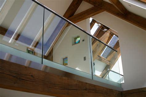 glass banisters uk balustrades
