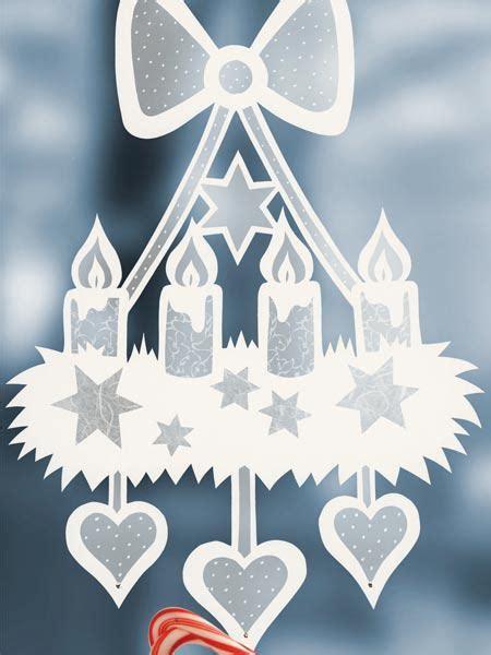 Fensterdeko Weihnachten by Bastelideen Fensterbilder Zu Weihnachten