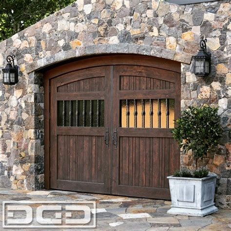 Garage Doors Orange County Ca Tuscan Style Garage Doors Custom Made In Orange County Ca Real Wood Swing Out Carriage Doors